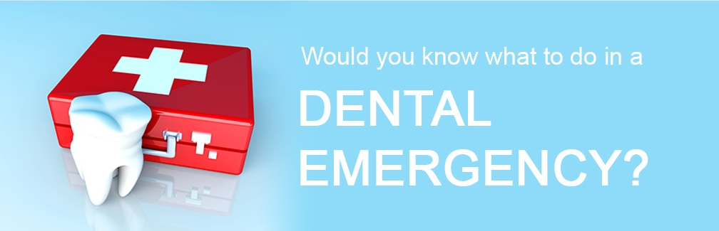 Would you know what to do in a dental emergency?