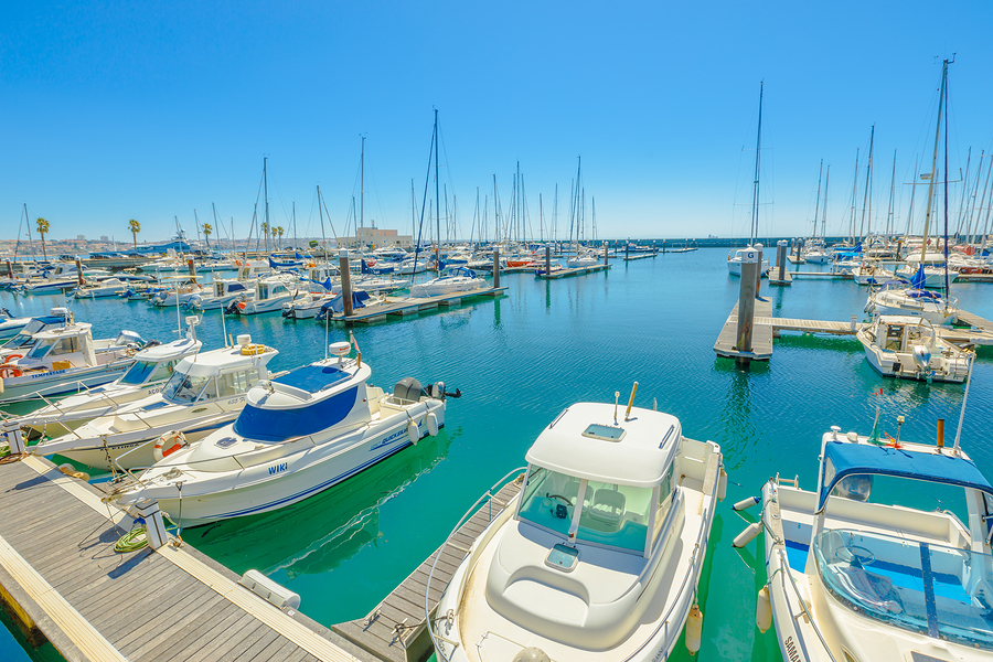 Best Marinas on Lake Huron
